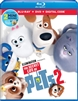 (Releases 2019/08/27) Secret Life of Pets 2 07/19 Blu-ray (Rental)