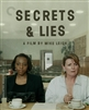 (Releases 2021/03/30) Secrets & Lies (Criterion Collection) 01/21 Blu-ray (Rental)