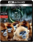 Seven Worlds, One Planet 4K Disc 1 Blu-ray (Rental)
