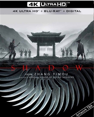 Shadow 4K UHD 05/19 Blu-ray (Rental)