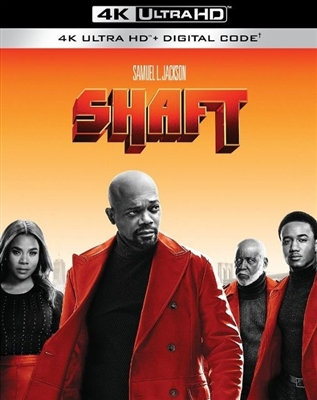 Shaft 4K UHD (2019) Blu-ray (Rental)