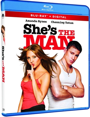 She's the Man 01/21 Blu-ray (Rental)