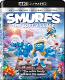 Smurfs: The Lost Village 4K UHD Blu-ray (Rental)