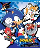 (Releases 2019/05/28) Sonic X: The Complete Series Disc 1 05/19 Blu-ray (Rental)