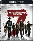 Magnificent Seven 4K UHD Blu-ray (Rental)