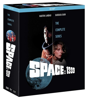 Space: 1999 Disc 9 Blu-ray (Rental)