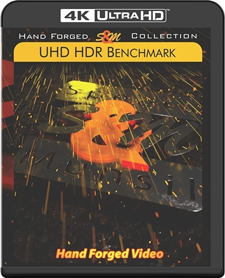 Spears & Munsil UHD HDR Benchmark 4K 09/20 Blu-ray (Rental)
