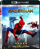 Spider-Man: Homecoming 4K UHD Blu-ray (Rental)