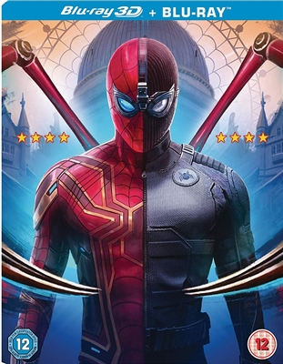 Spider-Man: Far from Home 3D Blu-ray (Rental)