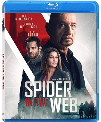 Spider In The Web 12/19 Blu-ray (Rental)