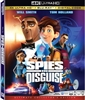 (Releases 2020/03/10) Spies in Disguise 4K UHD 02/20 Blu-ray (Rental)