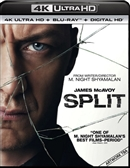 Split 4K UHD Blu-ray (Rental)