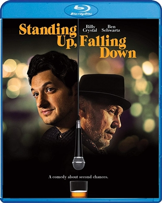 Standing Up, Falling Down 03/20 Blu-ray (Rental)