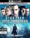 Star Trek Into Darkness 4K UHD Blu-ray (Rental)