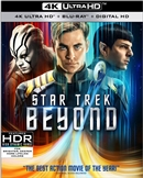 Star Trek Beyond 4K Blu-ray (Rental)