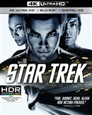 Star Trek 4K UHD Blu-ray (Rental)