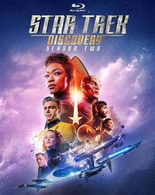 Star Trek: Discovery Season 2 Disc 1 Blu-ray (Rental)