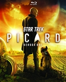 (Releases 2020/10/06) Star Trek: Picard - Season 1 Disc 3 Blu-ray (Rental)