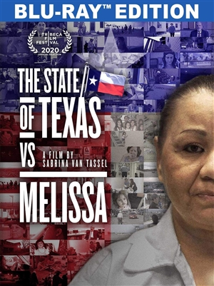 State of Texas vs. Melissa 01/21 Blu-ray (Rental)