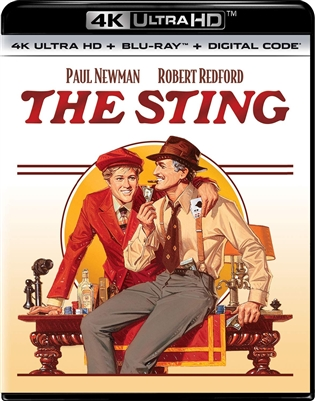 (Releases 2021/05/18) Sting 4K UHD 04/21 Blu-ray (Rental)