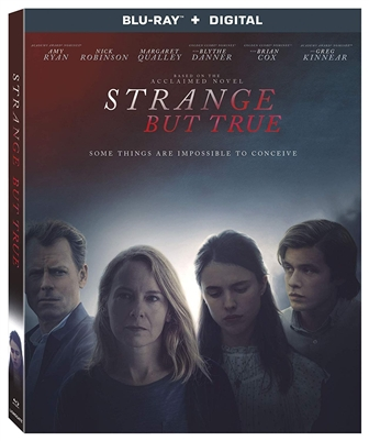 Strange But True 10/19 Blu-ray (Rental)