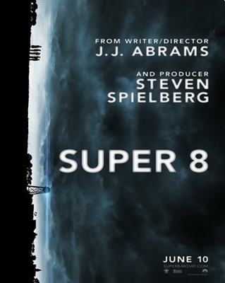(Releases 2021/05/25) Super 8 4K UHD 02/21 Blu-ray (Rental)