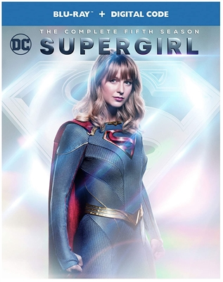 Supergirl: Complete Fifth Season Disc 1 Blu-ray (Rental)