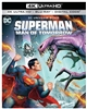 (Releases 2020/09/08) Superman: Man of Tomorrow 4K UHD 07/20 Blu-ray (Rental)