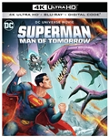 Superman: Man of Tomorrow 4K UHD 07/20 Blu-ray (Rental)