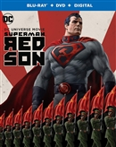 Superman: Red Son 02/20 Blu-ray (Rental)