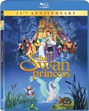 (Releases 2019/10/29) Swan Princess: 25th Anniversary Blu-ray (Rental)
