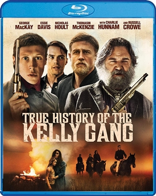 True History of the Kelly Gang 08/20 Blu-ray (Rental)