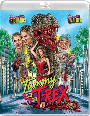 Tammy and the T-Rex 12/19 Blu-ray (Rental)