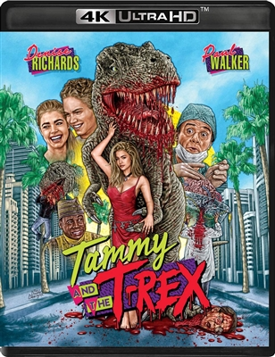 (Releases 2020/01/28) Tammy and the T-Rex 4K 01/20 Blu-ray (Rental)