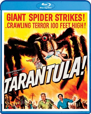 Tarantula 1955 Blu-ray (Rental)