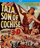 (Releases 2020/05/26) Taza, Son of Cochise 3-D Blu-ray (Rental)