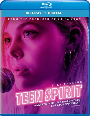 Teen Spirit 07/19 Blu-ray (Rental)