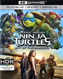 Teenage Mutant Ninja Turtles: Out of the Shadows 4K Blu-ray (Rental)