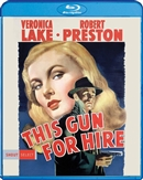 (Releases 2019/04/09) This Gun For Hire 01/19 Blu-ray (Rental)