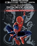 Amazing Spider-Man 4K UHD Blu-ray (Rental)