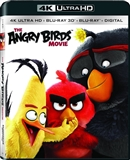 Angry Birds Movie 4K UHD Blu-ray (Rental)