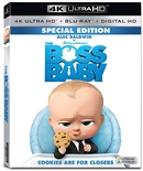 Boss Baby 4K UHD Blu-ray (Rental)