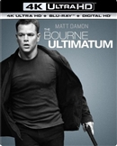 Bourne Ultimatum 4K Blu-ray (Rental)