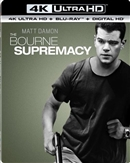 Bourne Supremacy 4K Blu-ray (Rental)