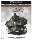 Cabin in the Woods 4K UHD Blu-ray (Rental)
