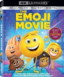 Emoji Movie 4K UHD Blu-ray (Rental)