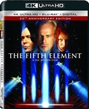 Fifth Element 4K UHD Blu-ray (Rental)