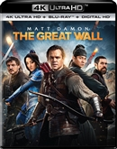 Great Wall 4K UHD Blu-ray (Rental)