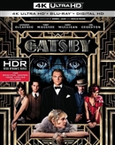 Great Gatsby 4K 09/16 Blu-ray (Rental)