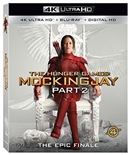 Hunger Games: Mockingjay - Part 2 4K UHD Blu-ray (Rental)